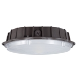 70W LED Round Slim Canopy Light Series (10 YEAR WARRANTY)